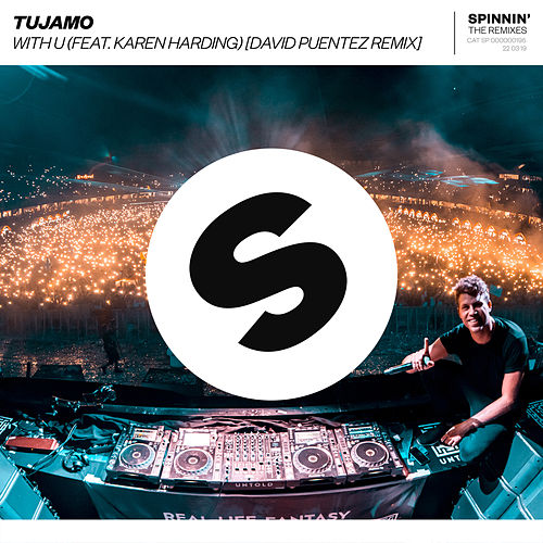WITH U (feat. Karen Harding) (David Puentez Remix) by Tujamo