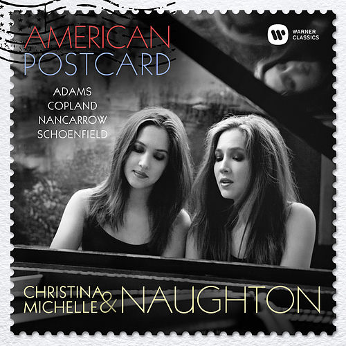 American Postcard by Christina Naughton