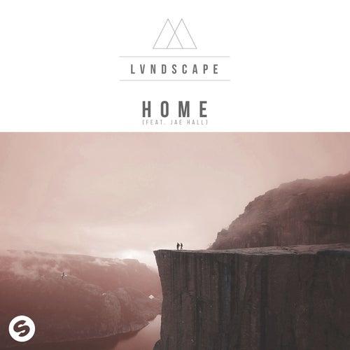 Home (feat. Jae Hall) de LVNDSCAPE
