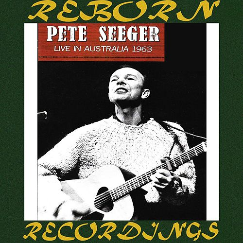 Live in Australia (HD Remastered) de Pete Seeger