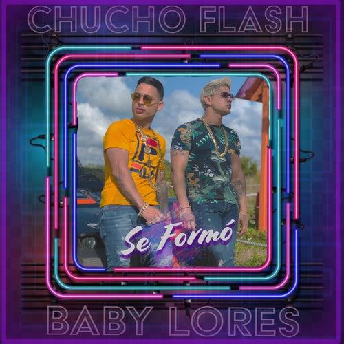 Se Formó de Chucho Flash