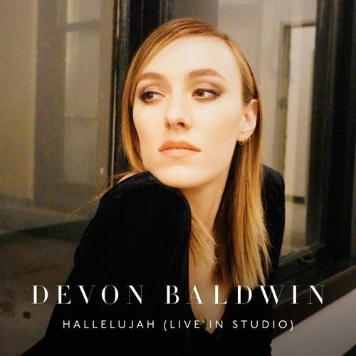Hallelujah (Live in Studio) by Devon Baldwin
