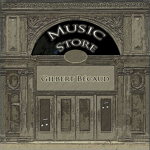 Music Store de Gilbert Becaud