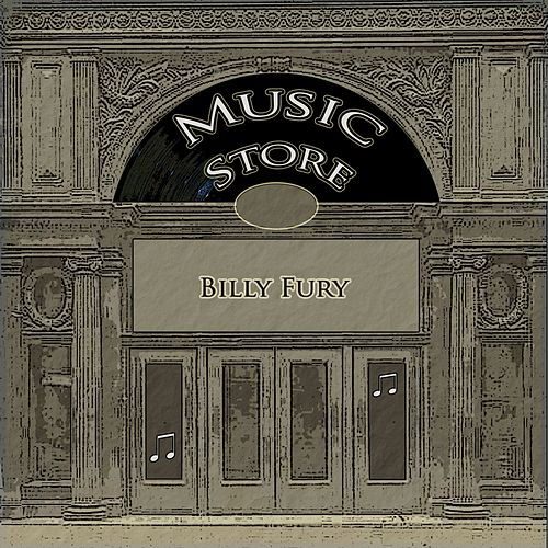 Music Store by Billy Fury