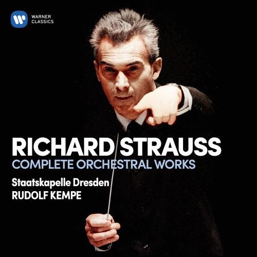 Strauss, Richard: Complete Orchestral Works de Rudolf Kempe