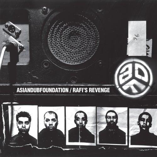 Under The Influence (Rafi's Revenge Bonus Tracks) by Asian Dub Foundation