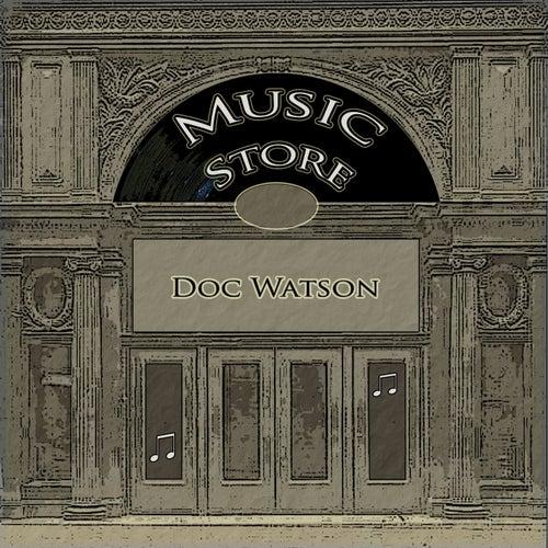 Music Store by Doc Watson