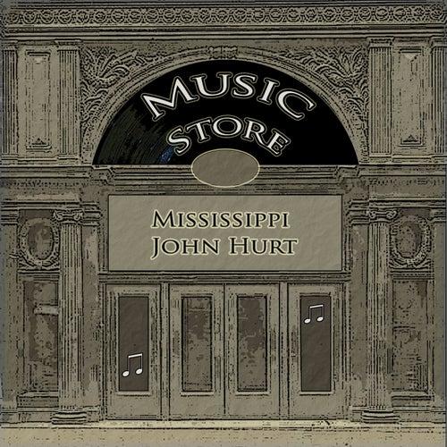 Music Store de Mississippi John Hurt