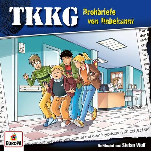 209/Drohbriefe von Unbekannt von TKKG