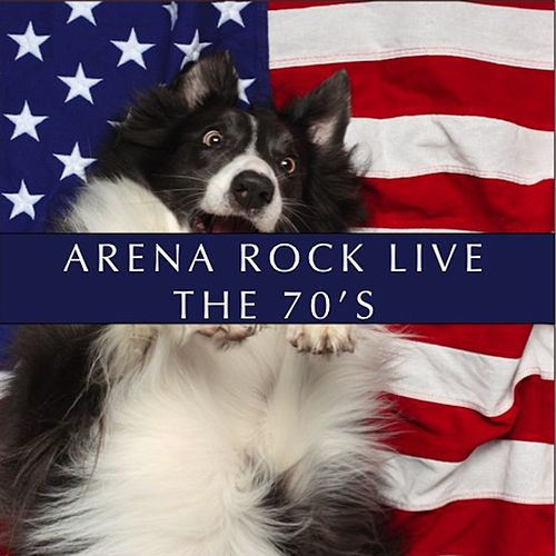 Arena Rock Live: The '70s by Various Artists