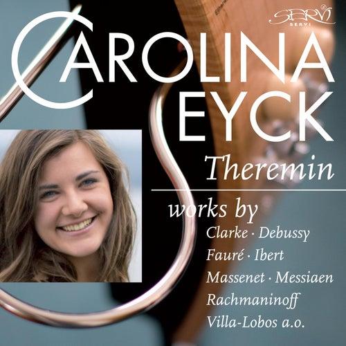 Theremin by Carolina Eyck