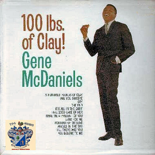 A Hundred Pounds of Clay de Gene McDaniels
