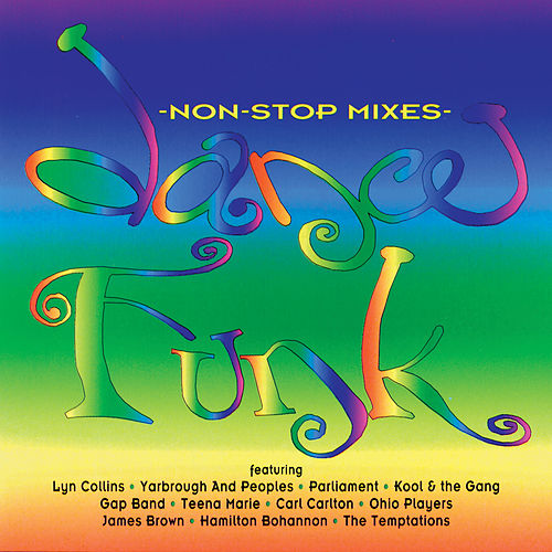 Dance Funk (Non-Stop Mixes) by Various Artists