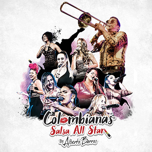 Colombianas Salsa All Star de Alberto Barros