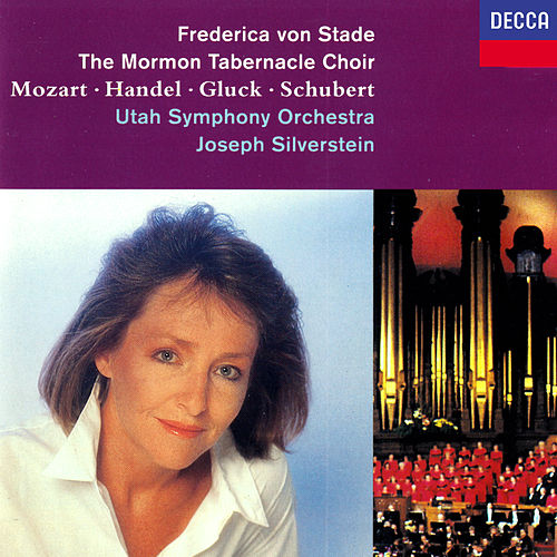A Song of Thanksgiving de Frederica Von Stade