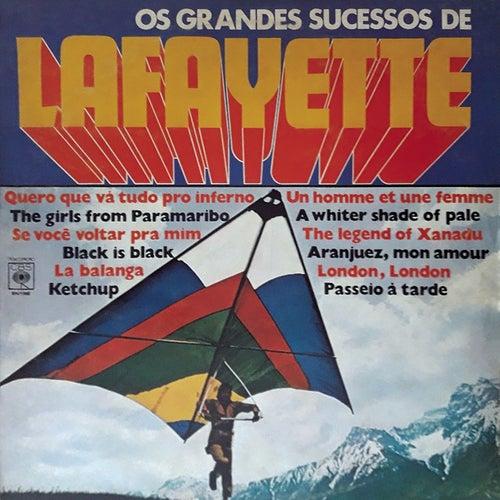 Os Grandes Sucessos de Lafayette de Lafayette