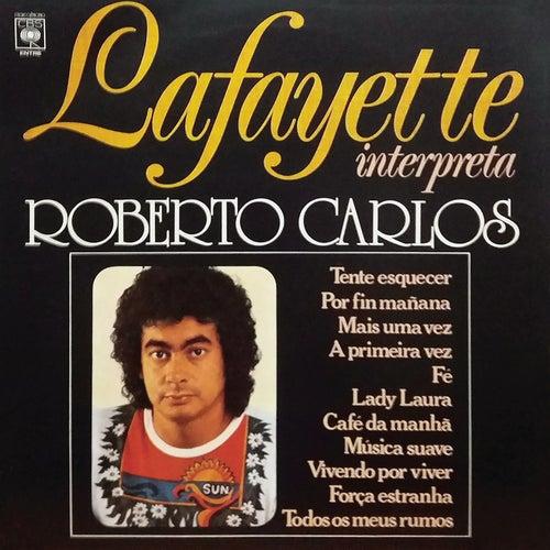Lafayette Interpreta Roberto Carlos von Lafayette