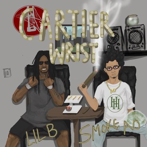 Cartier Wrist by Lil B