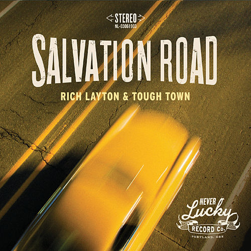 Salvation Road de Rich Layton and Tough Town