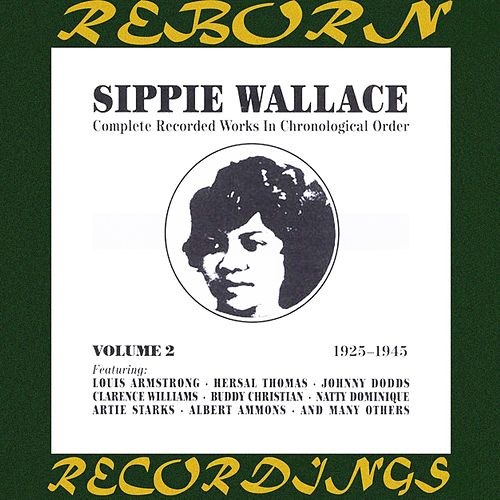 Complete Recorded Works, Vol. 2 (1925-1945) (HD Remastered) fra Sippie Wallace