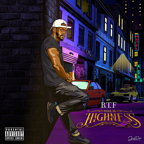 Your Highness by BTF