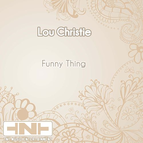 Funny Thing von Lou Christie