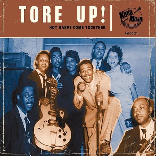 Tore Up! Hot Harps Come Together by Various Artists