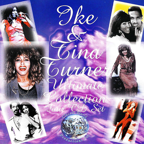 Ultimate Collection Set by Ike and Tina Turner