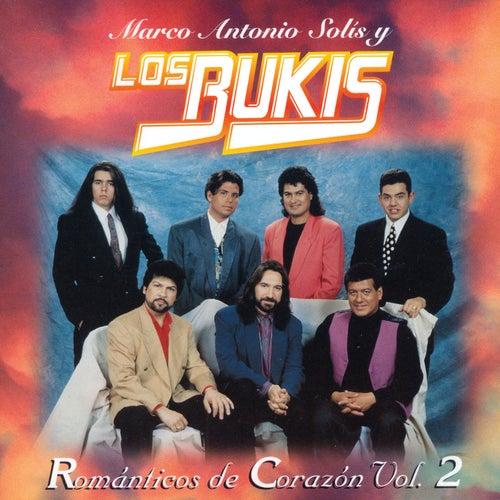 Románticos De Corazón Vol.2 de Marco Antonio Solis Y Los Bukis