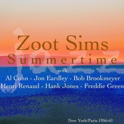 Summertime de Zoot Sims