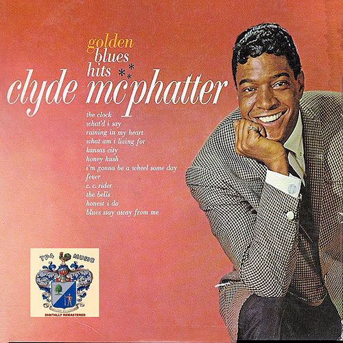 Golden Blues Hits de Clyde McPhatter