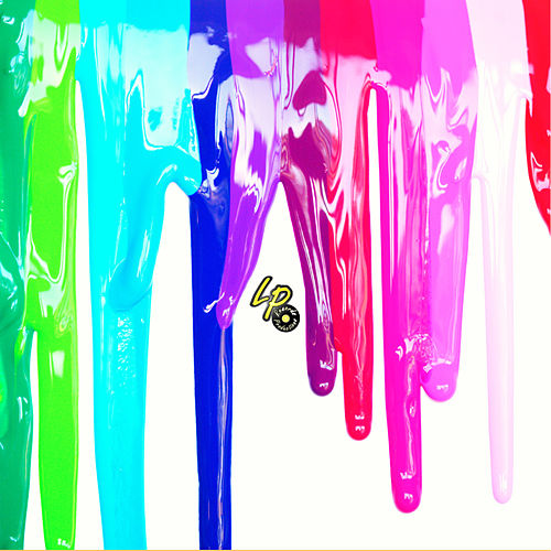 Rainbow Dripping de LP