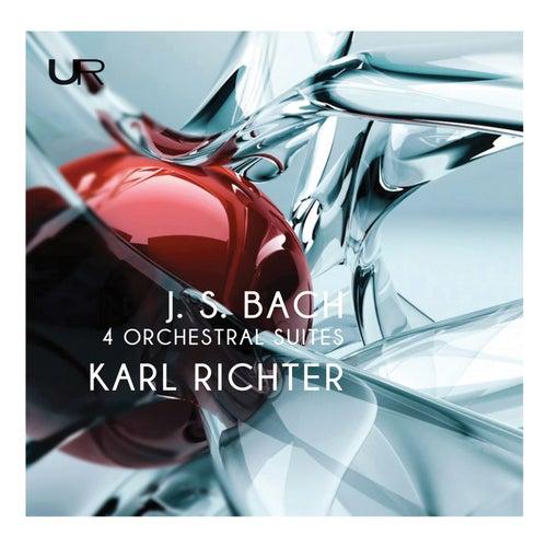 J.S. Bach: Orchestral Suites, BWVV 1066 - 1069 von Munich Bach Orchestra