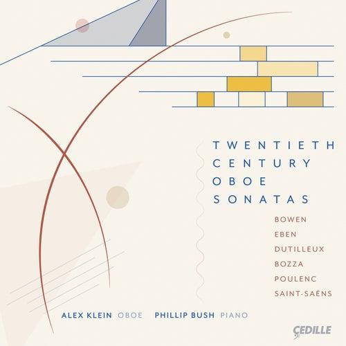 Twentieth Century Oboe Sonatas de Alex Klein