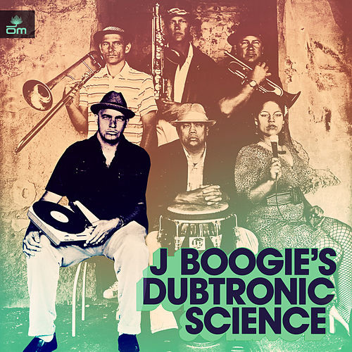 Undercover (Bonus Version) by J Boogie's Dubtronic Science