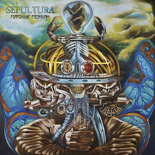 Machine Messiah von Sepultura