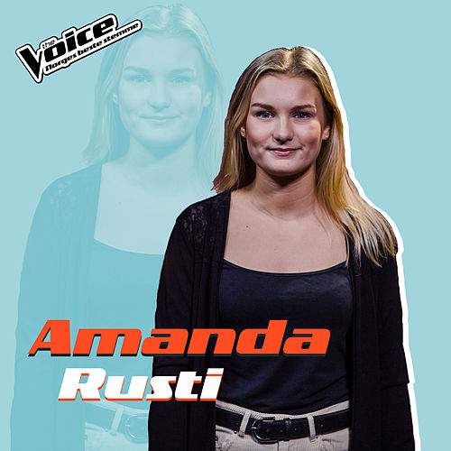 Running With The Wolves (Fra TV-Programmet 'The Voice') de Amanda Rusti