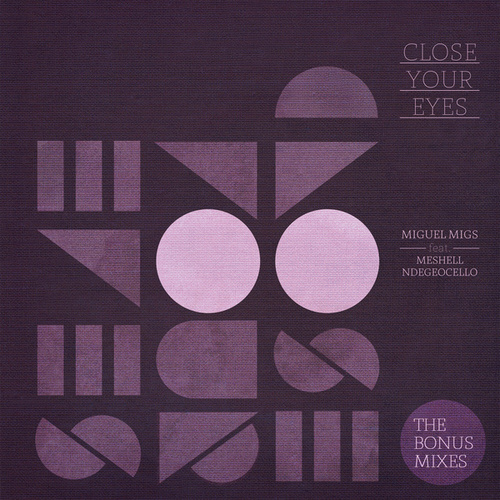 Close Your Eyes (The Bonus Mixes) von Miguel Migs