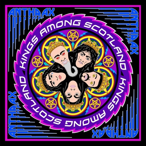 Kings Among Scotland (Live) de Anthrax
