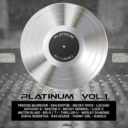 Platinum Volume 1 by Various Artists