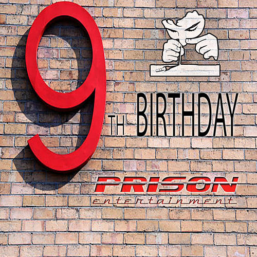 Prison 9th Birthday - EP von Various Artists
