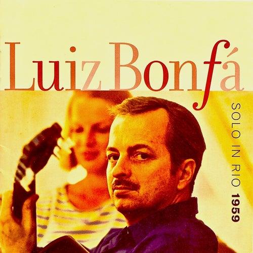 Solo In Rio (Remastered) de Luiz Bonfá