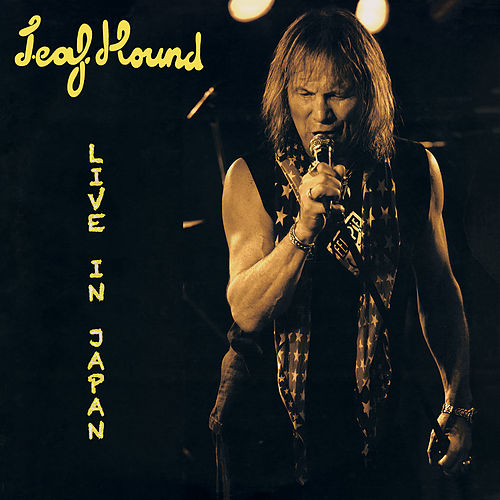 Live in Japan by Leaf Hound