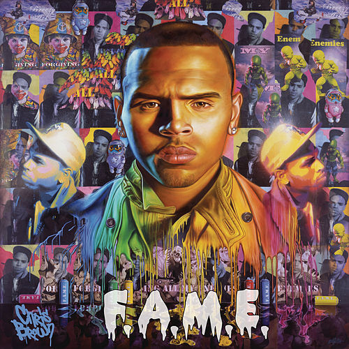 F.A.M.E. (Expanded Edition) by Chris Brown