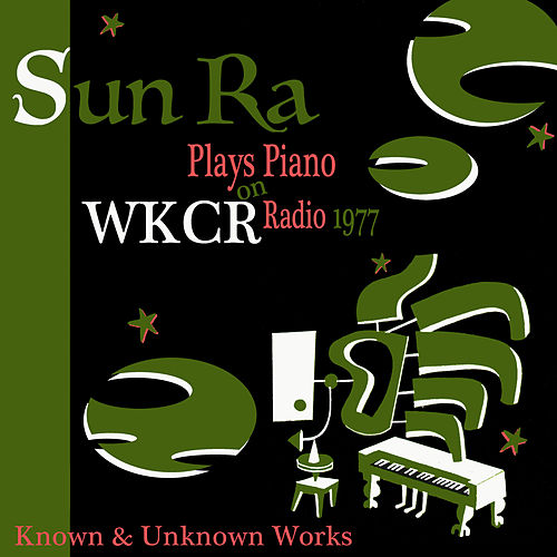 Solo Piano at WKCR 1977 by Sun Ra