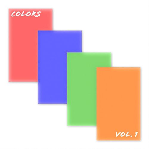 Colors, Vol. 1 de Landmarq
