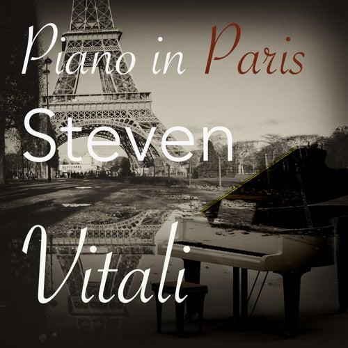 Piano in Paris by Steven Vitali