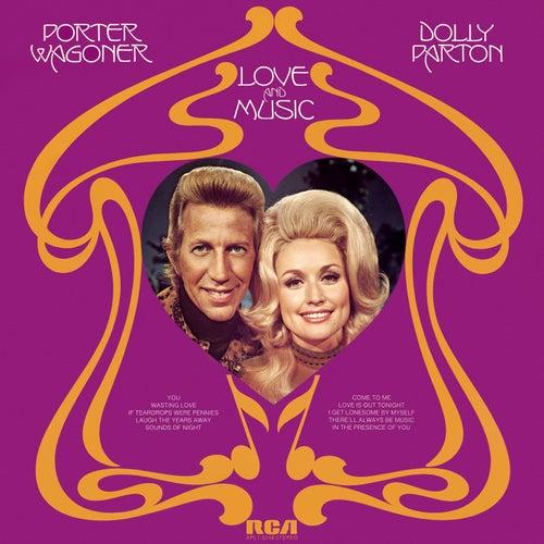 Love and Music de Porter Wagoner