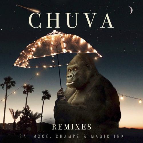 Chuva - Remixes de Rodrigo Sá
