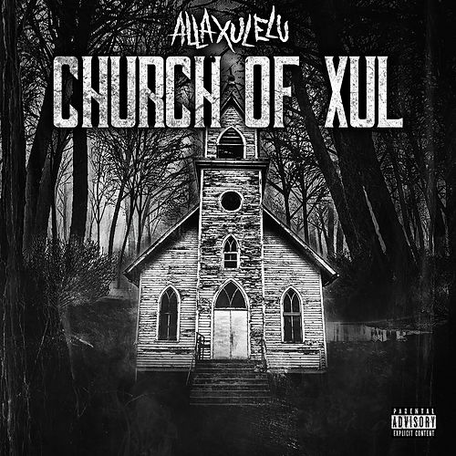Church of Xul by Alla Xul Elu